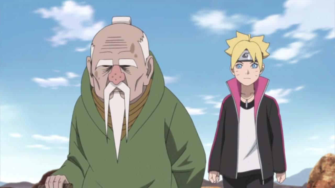 Boruto Episode 86 Naruto Next Generations Indonesian Sub Title