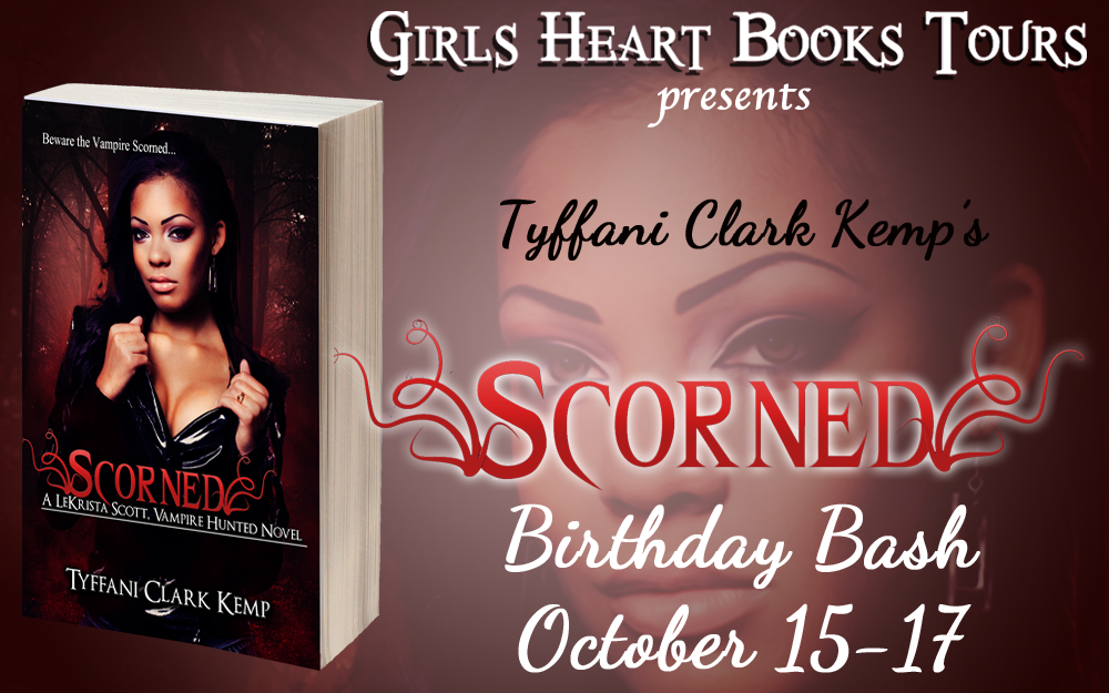 Roxy's Reviews: Birthday Bash: Scorned by Tyffani Clark Kemp