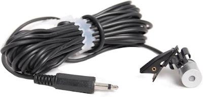 Ahuja Clip Microphone