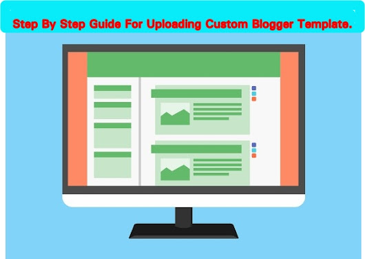 Step By Step Guide For How To Change Your Blogger Template ~ Cute Knowledge