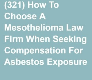 Looklord Mesothelioma Compensation