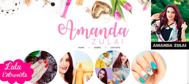 Lulu Entrevista: Amanda Zulai