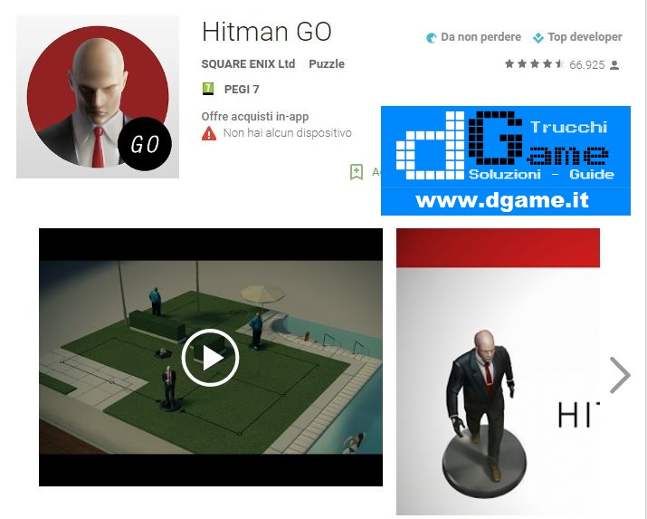 Soluzioni Hitman GO di tutti i livelli | Walkthrough guide