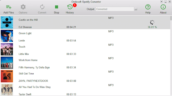 Ondesoft Spotify Music Converter Coupon Code