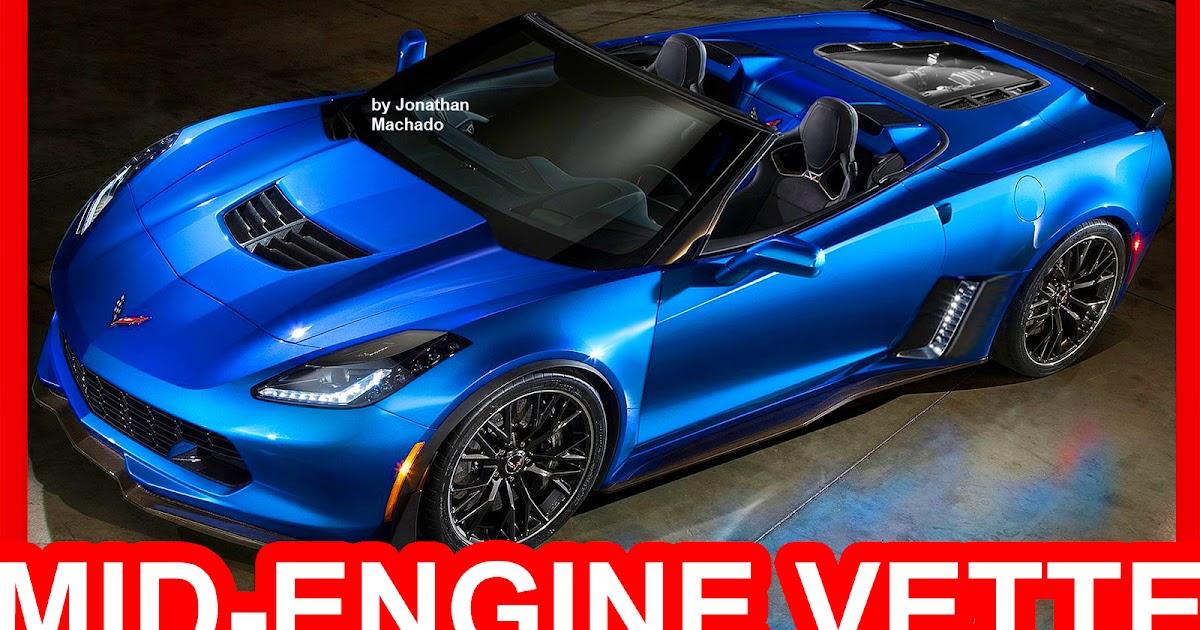 Chevrolet Corvette C8 Conversível 2018 Emperor Mid-Engined ZR1 Zora ...