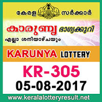 kl result yesterday,lottery results, lotteries results, keralalotteries, kerala lottery, keralalotteryresult, kerala lottery result,   kerala lottery result live, kerala lottery results, kerala lottery today, kerala lottery result today, kerala lottery results today,   today kerala lottery result, kerala lottery result 5 8 2017 karunya lottery kr 305, karunya lottery, karunya lottery today   result, karunya lottery result yesterday,  karunya lottery kr305, karunya lottery 5.8.2017, kerala government, result, gov.in, picture, image, images, pics, pictures