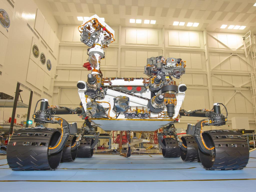 mars rover nuclear battery - photo #10