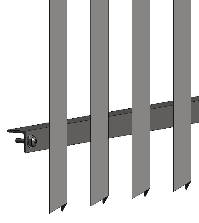 Revit Recess: Revit Devil's Fork Fencing