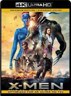 X-Men: Días del futuro pasado (2014) 4K HDR Latino [GoogleDrive] SilvestreHD