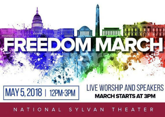 Ex-gay Freedom March
