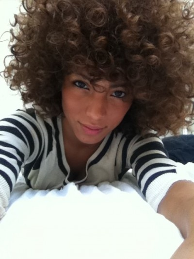 35 afro hairstyles for black women hairstylo curly afro hairstyle urmus Choice Image