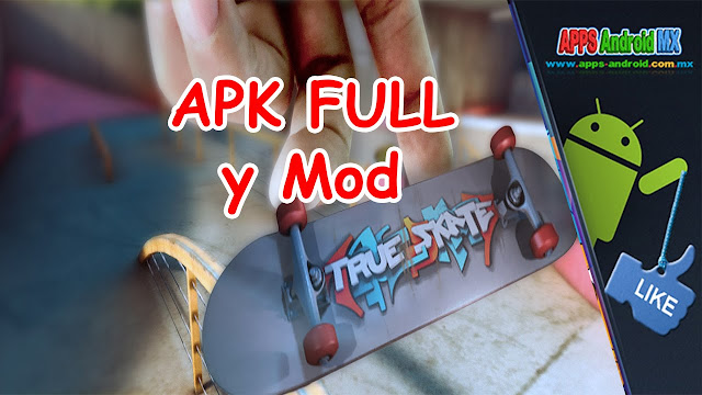 <strong>True Skate APK for Android</strong>