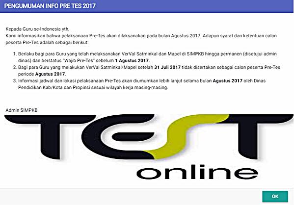 Infomasi Jadwal Pretes SIM PKB Tahun 2017