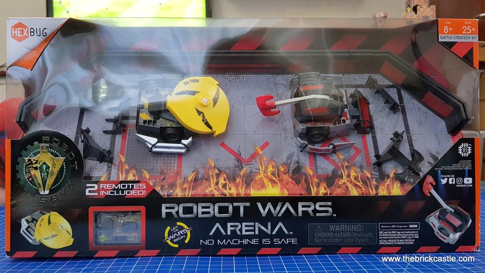 Hexbug Robot Wars Robot Single Pack Royal Pain