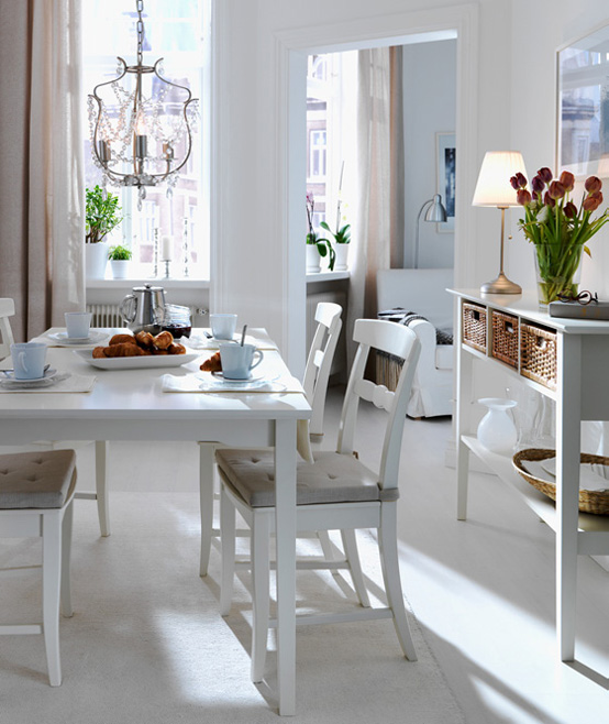 Ikea Dining Room Ideas: Design Ideas 2011 IKEA Dining Room And Kitchen Furniture