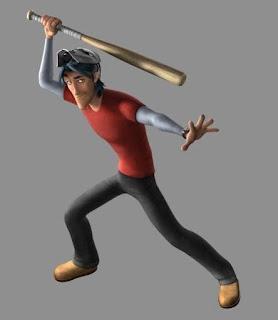 Chris Evans Casey Joes Tartarugas ninja
