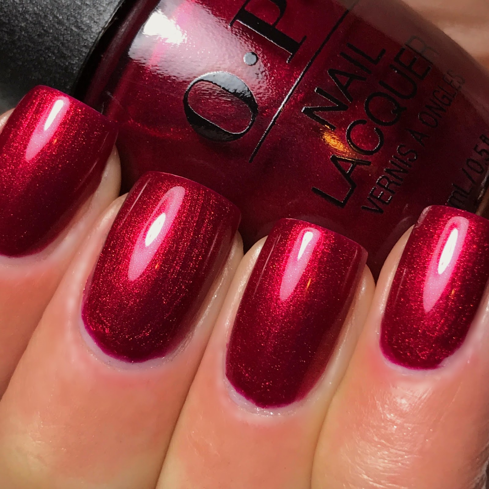 Love OPI, XOXO Swatches (Holiday 2017) | Swatches by an OPI Addict