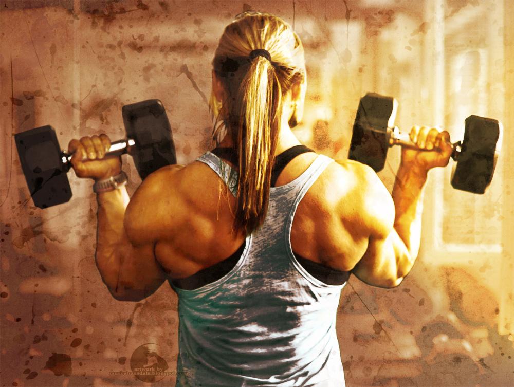 Muskelmaedels