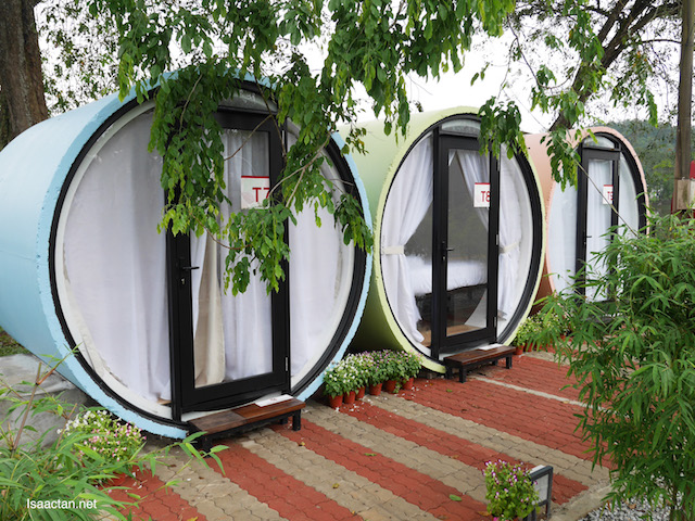 Tube Container Rooms