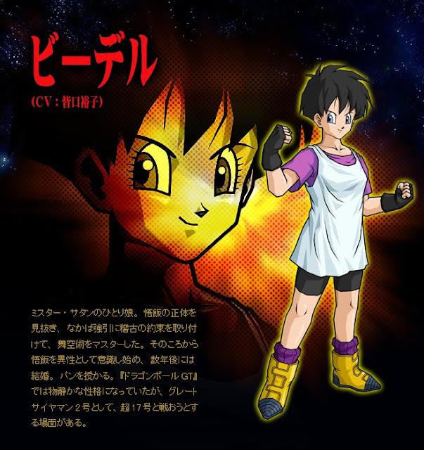 Dragon Ball Enciclopedia Videl