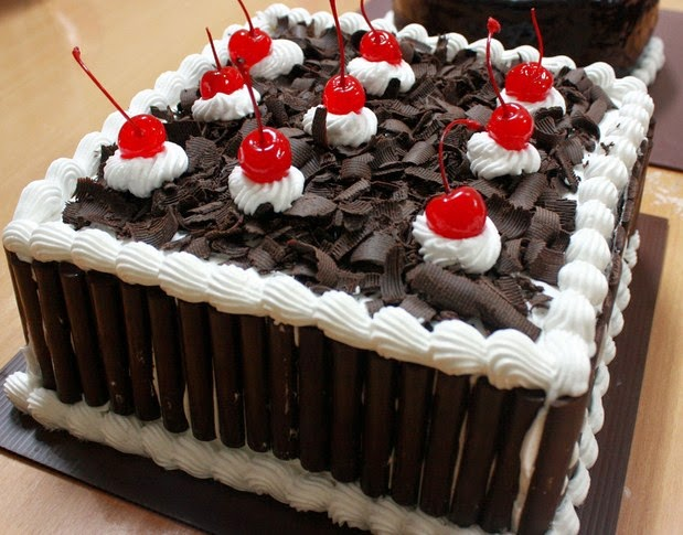 How to make Black Forest Cake Recipe#10 — Steemit