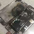 This man's iPhone blew up - see photo