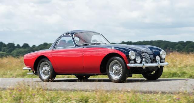 Morgan Plus 4 Plus 1964 - El chasis A5558 será subastado en septiembre