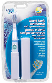 This week I m obsessed with... Carry Clean Travel Sonic Toothbrush!