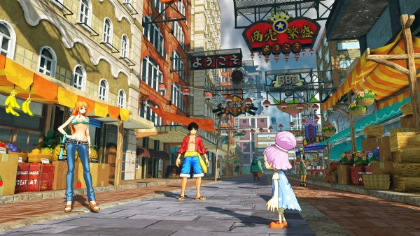 Game One Piece World Seeker: Tanggal Rilis dan Update
