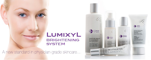 Review: Lumixyl Brightening System #EnvyMedical #Lumixyl #Brightening