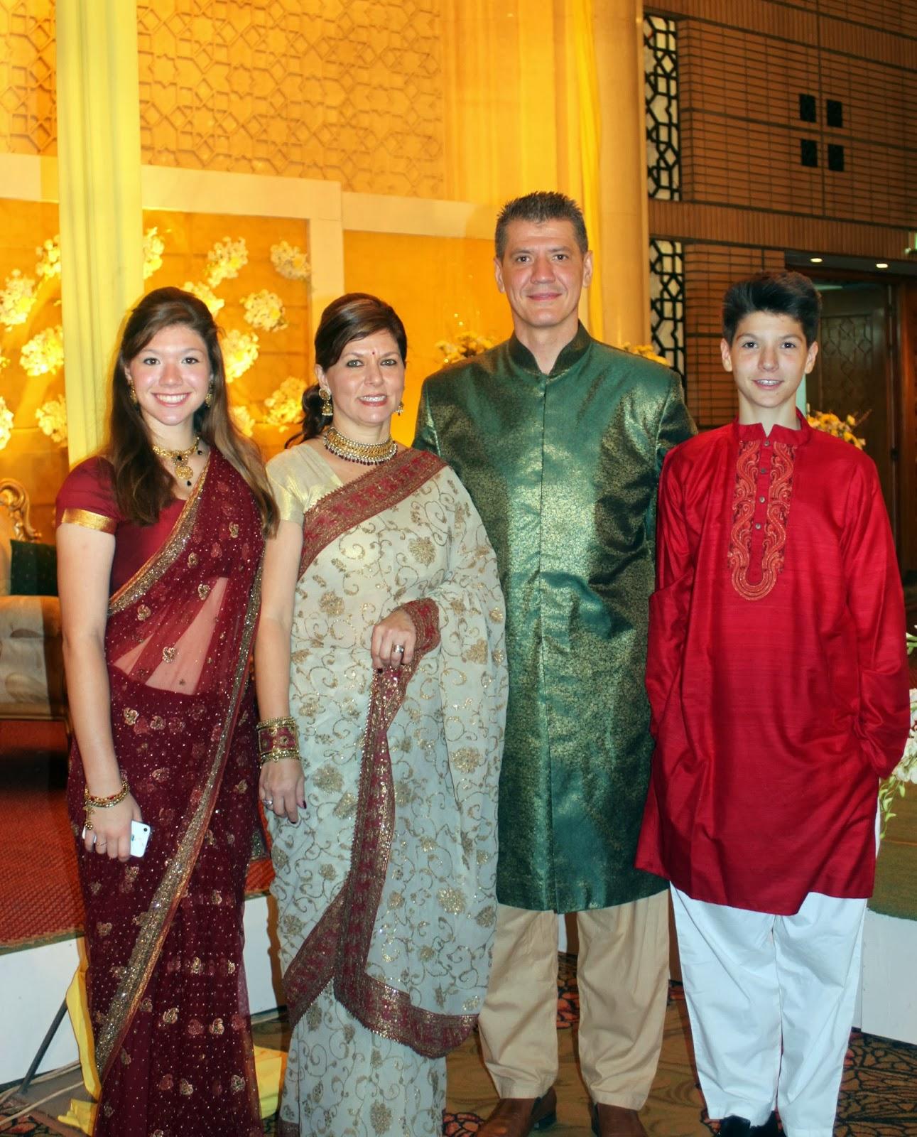 The Americans WILL Come: A Bangladeshi Wedding