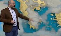 Η πρόβλεψη του Σάκη Αρναούτογλου για τα Χριστούγεννα — Θα έχουμε χιόνια; Δείτε το βίντεο...