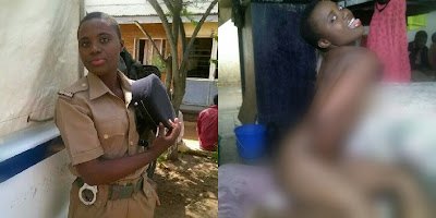 Malawi police officer leaked nudes