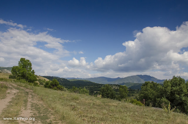 Near village Gradesnica, Mariovo region, Macedonia