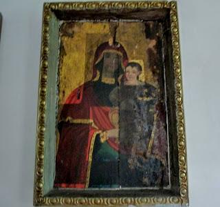 Руда. Музей Ивана Выговского. Святой образ Божией Матери