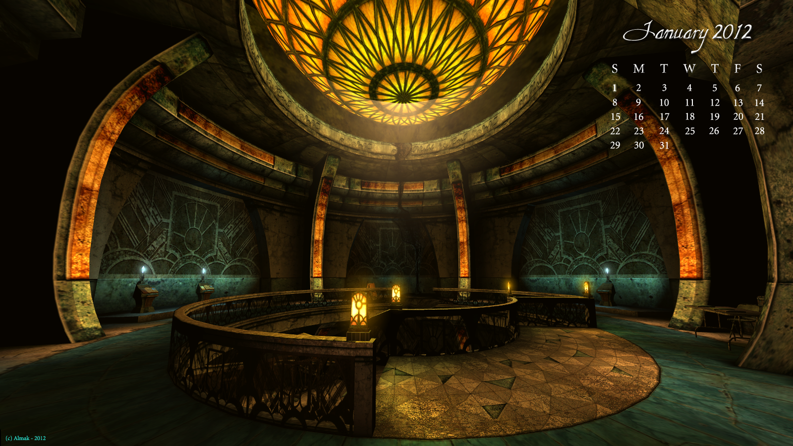 Myst Related Downloads And Commentaries January 2012