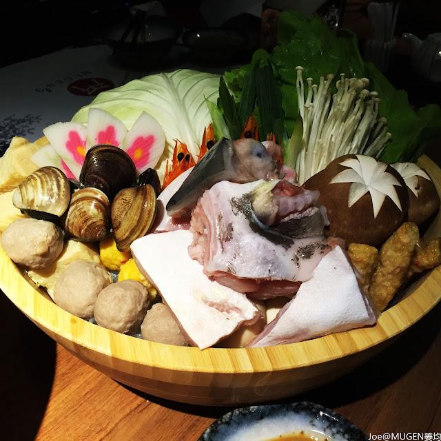IMG 7571 - 【熱血採訪】一中結合LoungeBar 的 MUGEN 姜均日式手創sushi Bar @空運海鮮@日式手做料理@平價定食