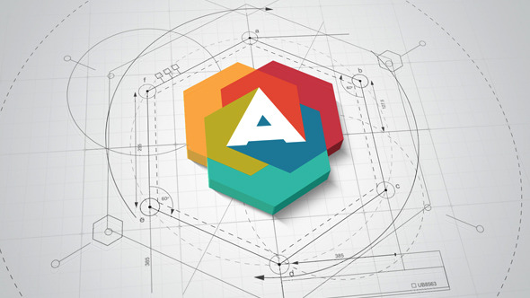 6 2016 3d for S architecture logo