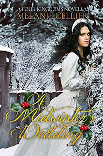 A Midwinter's Wedding - Melanie Cellier