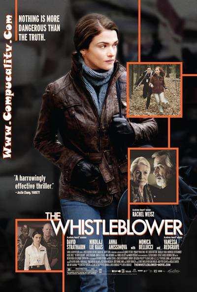 The Whistleblower [Secretos Peligrosos] 2010 DVDR Menu Full Latino