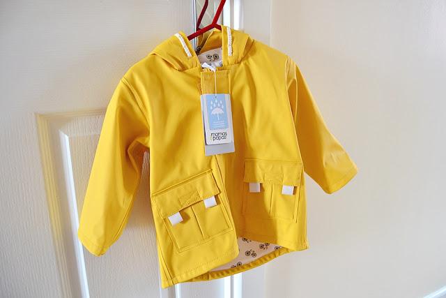 Mamas & Papas Rain Jacket