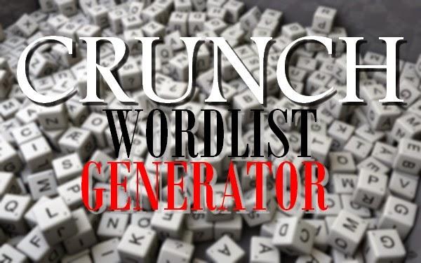 Hướng dẫn tạo danh sách hoặc từ điển mật khẩu trong Kali linux với Crunch