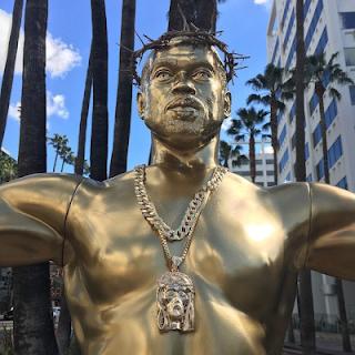 plastic Jesus, Kanye West, Hollywood Boulevard, Foreign, Entertainment,