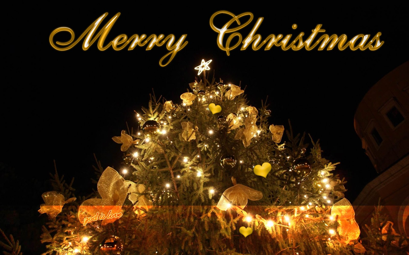 Buon Santo Natale.Qualcosa Di Speciale Buon Santo Natale A Tutti Voi