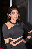 Pranitha Subhash in a skin tight backless brown gown at 64th Jio Filmfare Awards South ~  Exclusive 063.JPG