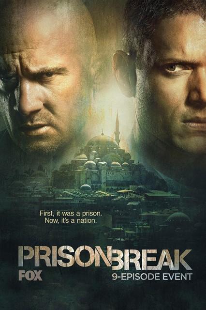 Watch Prison Break S5 E7 Online HD
