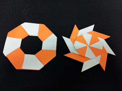 Paper Moon: Easy Origami for the Easily Bored: Ninja Star