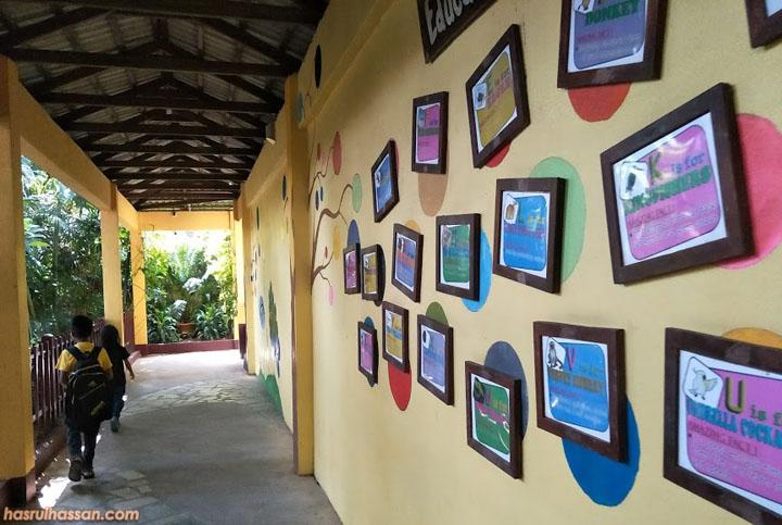 Dekati Haiwan Langkawi Wildlife Park