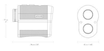 Hawke Optics Range Finder