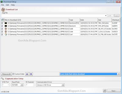 Samsung J260g Flash File Free Download